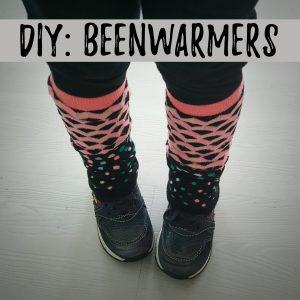 DIY: beenwarmers zelfmaken voor kinderen
