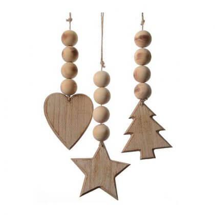 kersthanger hout wehkamp - De leukste kindvriendelijke kerstballen en kerstboomhangers in de winkels