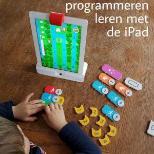 Voor jou getest: leren programmeren met de Osmo iPad app