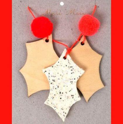 De leukste kindvriendelijke kerstballen en kerstboomhangers in de winkels - Meri Meri