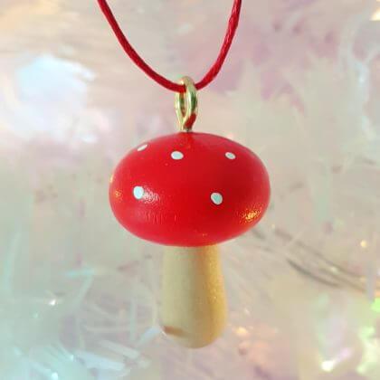 De leukste kindvriendelijke kerstballen en kerstboomhangers in de winkels - dille en kamille