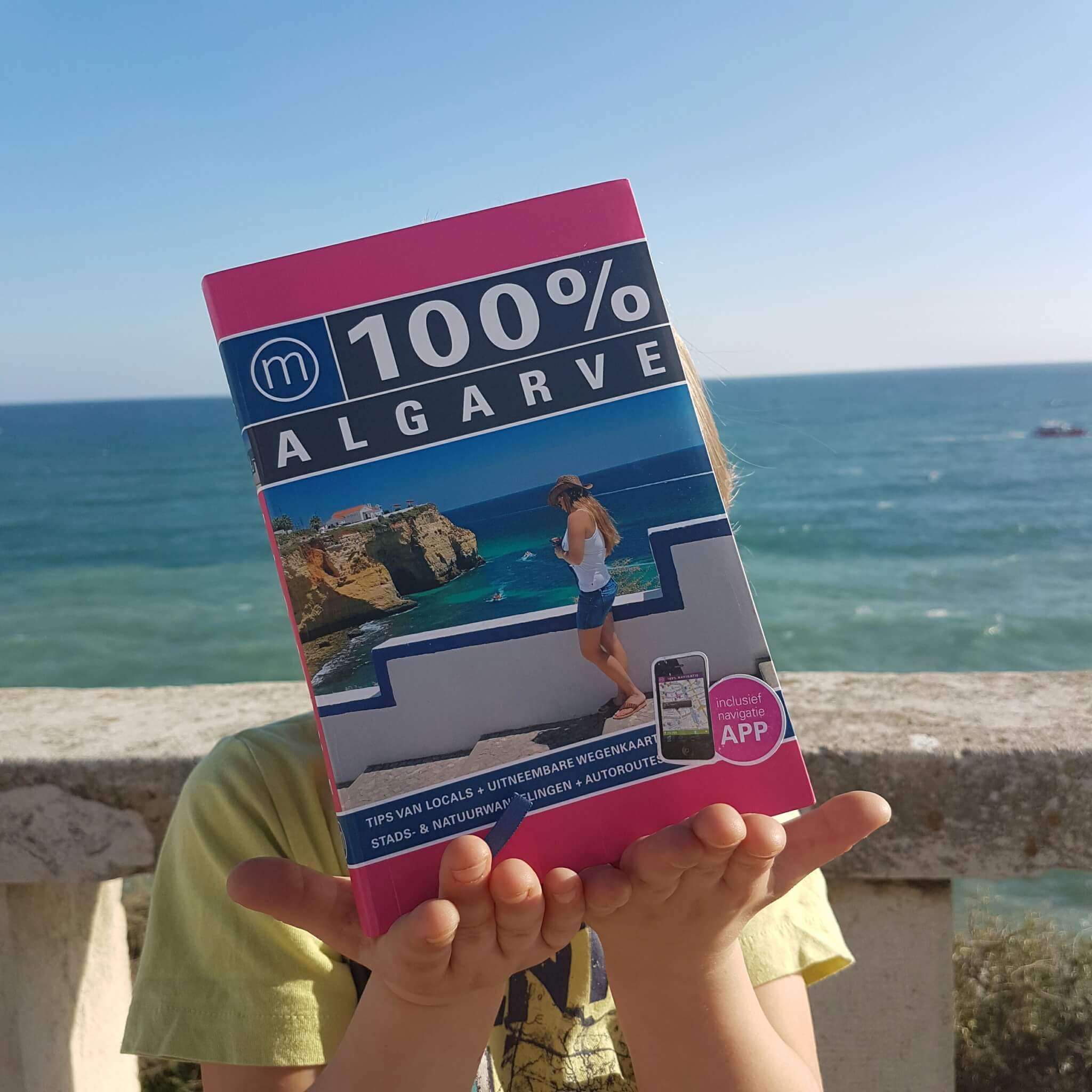 Algarve met kids: Albufeira en Olhos d'Agua - reisgids 100% Algarve