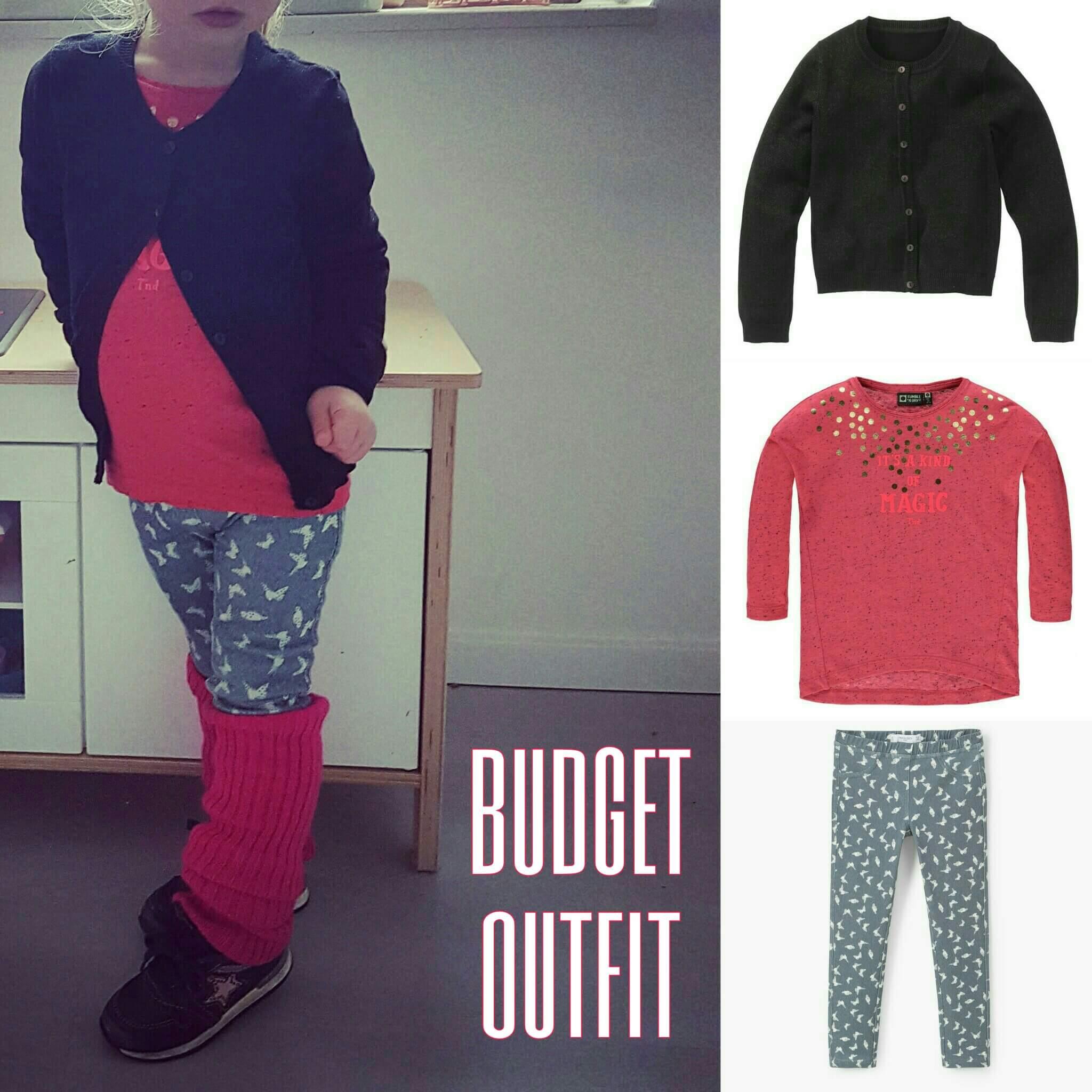 Voor jou gespot: de leukste budget kinderkleding outfits voor meisjes