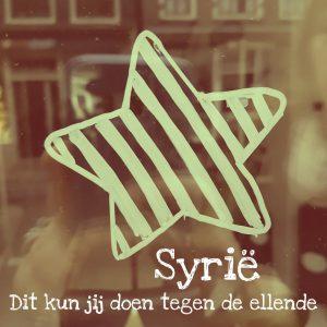 Dit kun jij doen tegen de ellende in Syrië