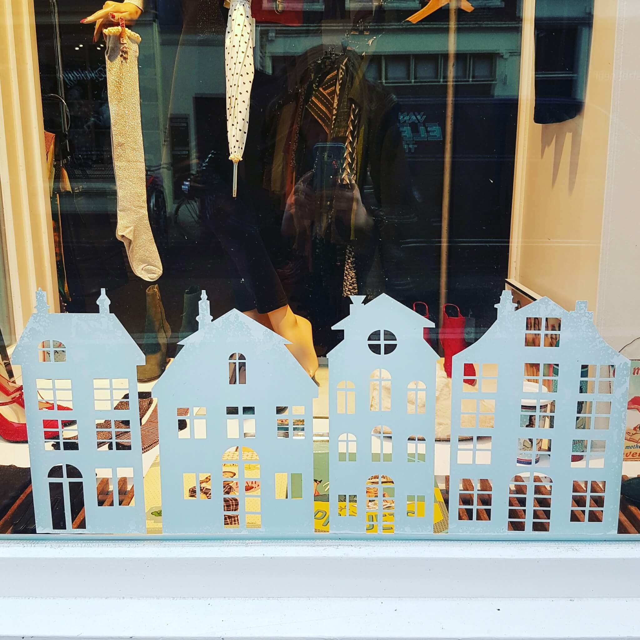 Sinterklaas en kerst knutselen