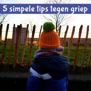 5 simpele tips voor een betere weerstand om griep te voorkomen