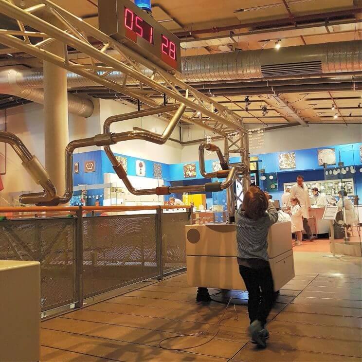 Dagje Nemo Science Museum in Amsterdam met kinderen