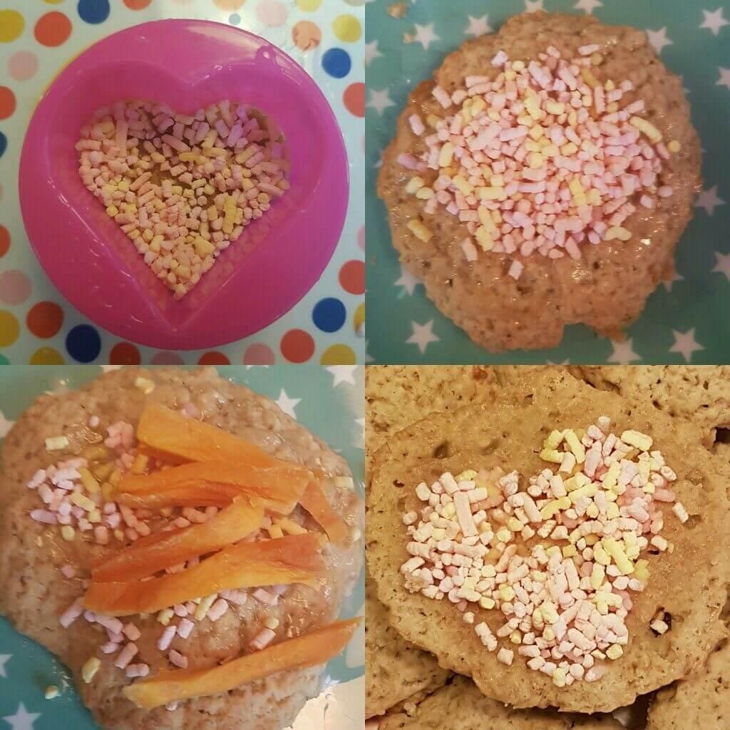 Koekjes bakken en versieren met suikerlijm