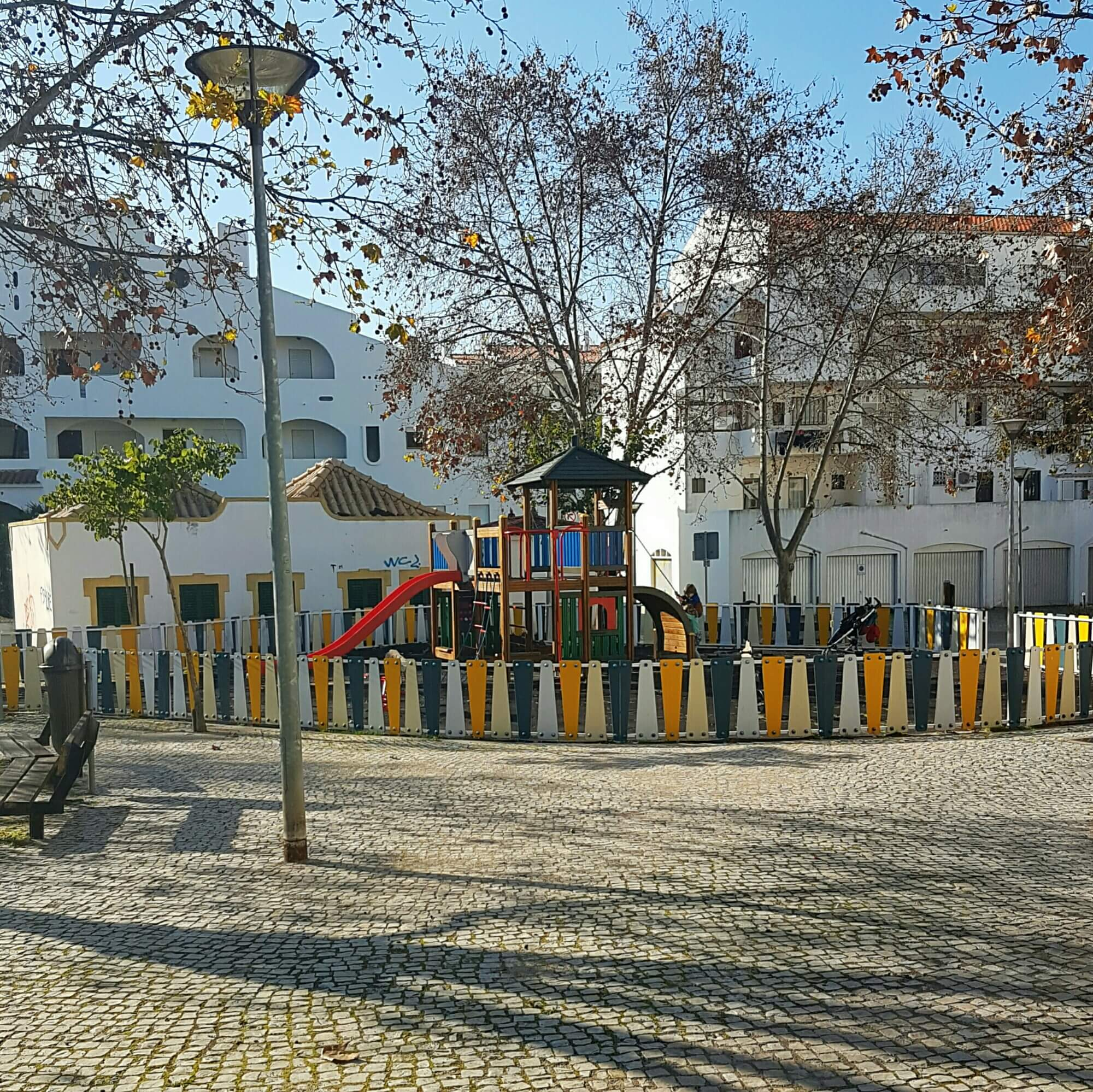 Algarve met kids: Albufeira en Olhos d'Agua