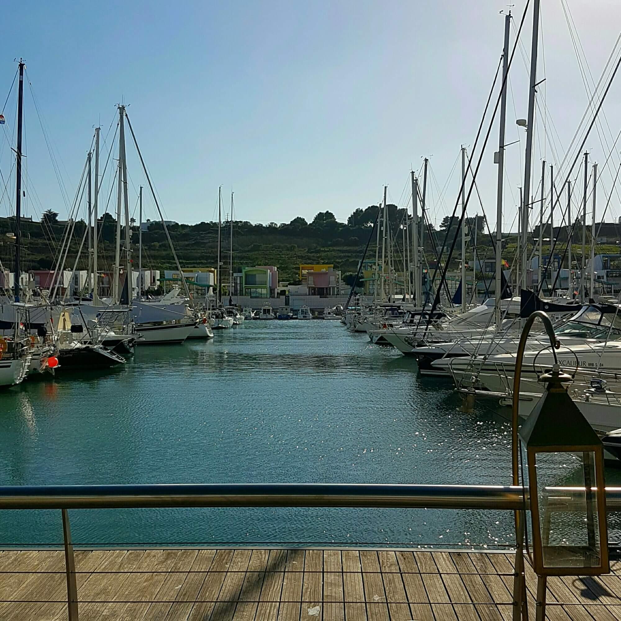 Algarve met kids: Albufeira en Olhos d'Agua - Albufeira Marina