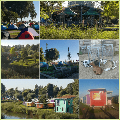 Camping Zeeburg