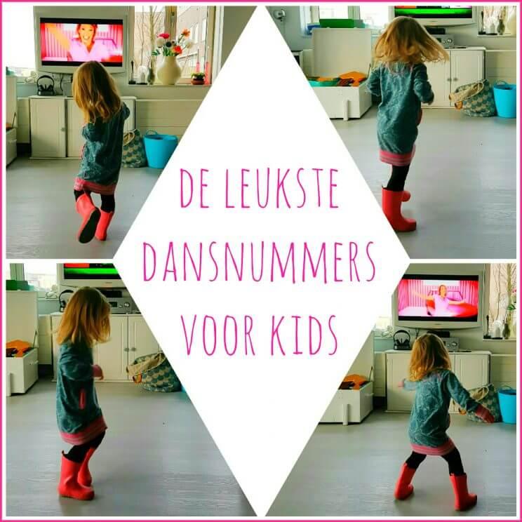 """De leukste dansnummers en danspasjes voor kinderen op YouTube. Onze kleine dame vindt dansen """"super leuk"""", zoals ze dat zelf noemt. Het liefst staat ze dagelijks te swingen. Ik ging dus op zoek naar leuke nummers om lekker op te dansen, liefst met danspasjes om na te doen. Met veel dank aan alle Facebook en Instagram vrienden die leuke tips gaven! Sommige zijn kindernummers, andere juist discohits, of nieuwe hits. Juist de mix maakt het zo leuk!"""