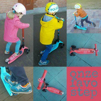 Maxi micro scooter: ons favoriete lichtgewicht stepje