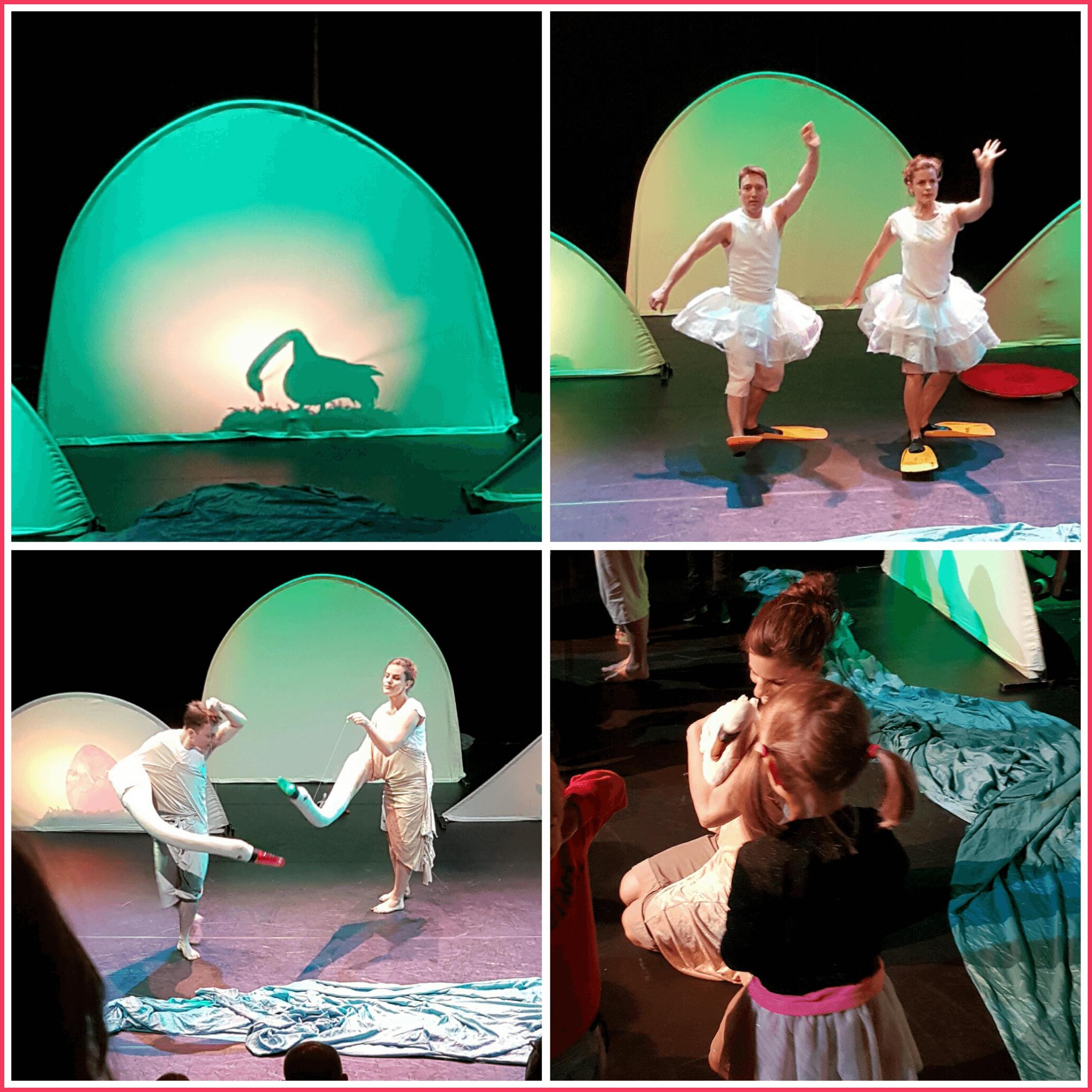 Uk en Puk festival: theater voor kleintjes