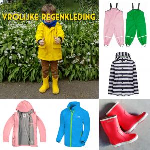 Voor jou uitgezocht: hippe regenjassen, regenbroeken en regenlaarzen