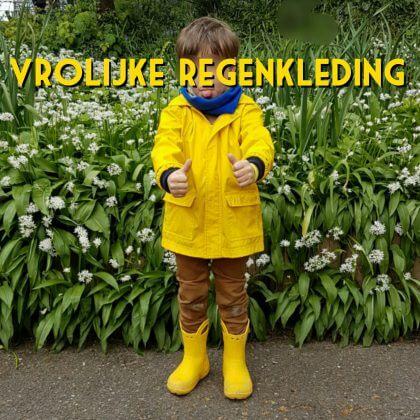 leuke regenkleding, van laarsjes en jassen tot paraplu's