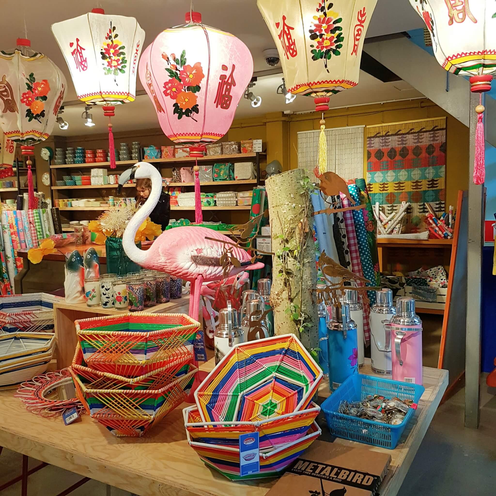 Samen shoppen bij Kitsch Kitchen in Amsterdam: dochter is nu ook fan