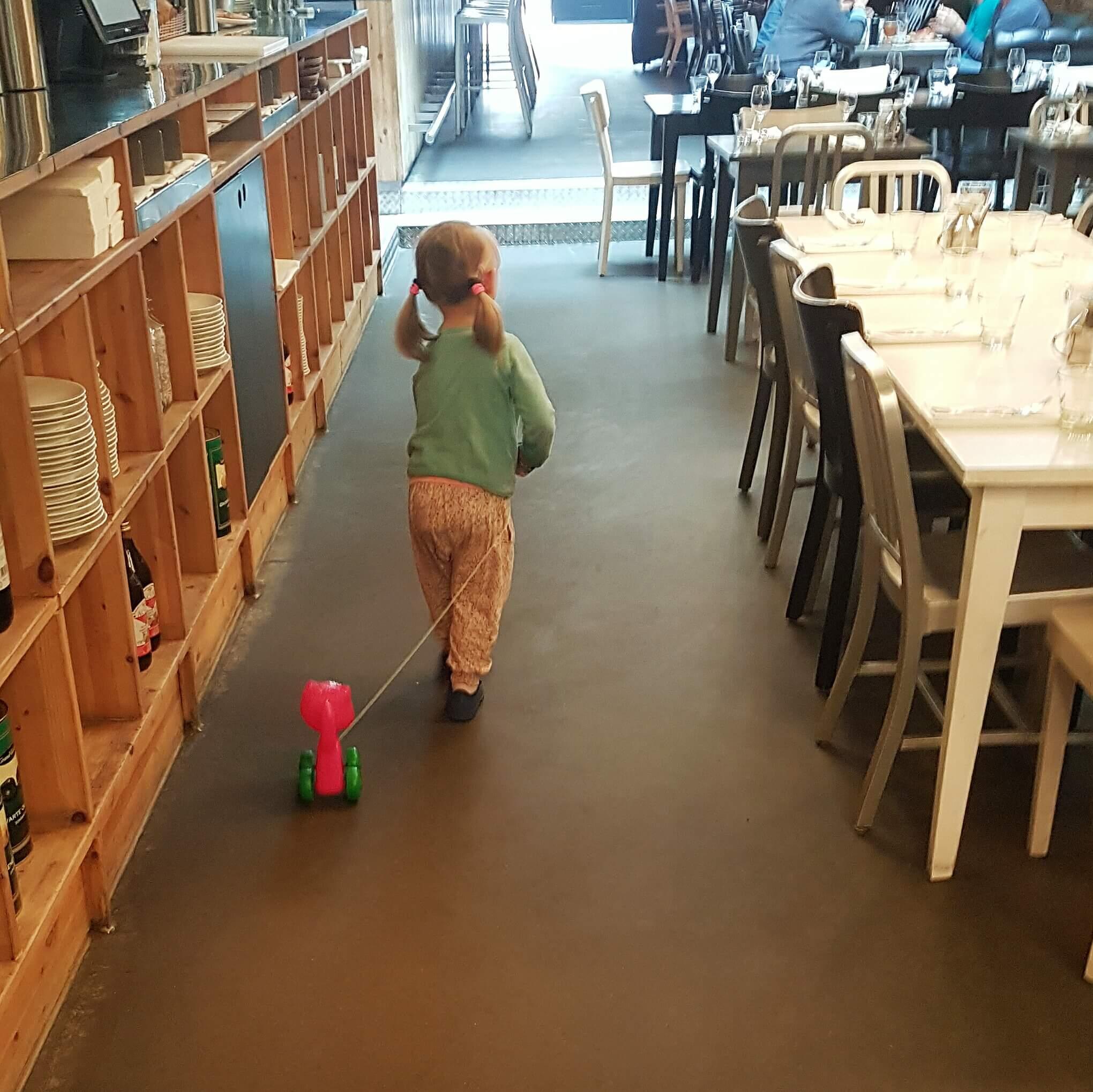 Samen met dochterlief shoppen Amsterdam: een nieuwe fase -Mazzo