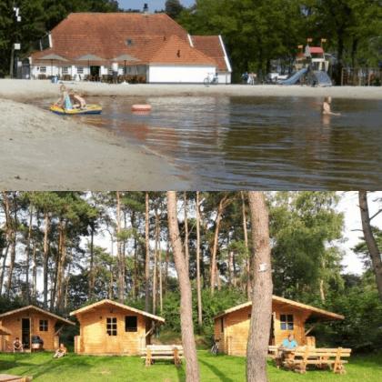 Een overzicht van heel veel leuke idyllische campings in Nederland met kids #leukmetkids Vakantiepark Diana Heide