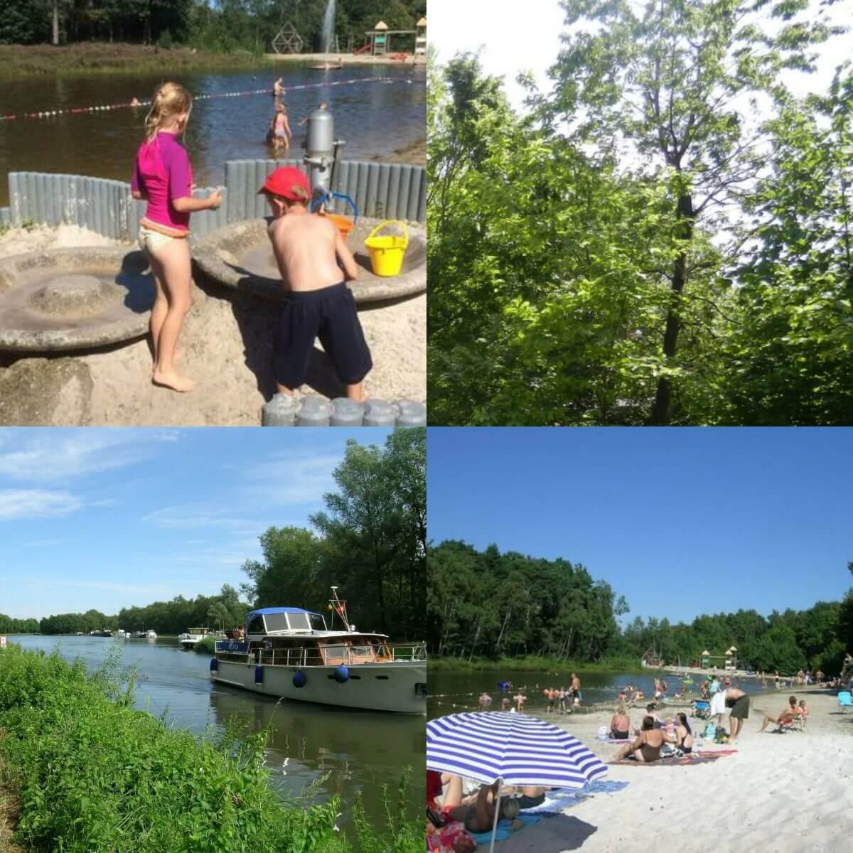 Een overzicht van heel veel leuke idyllische campings in Nederland met kids #leukmetkids camping Baalse Heiin Turnhout vlakbij Antwerpen, België