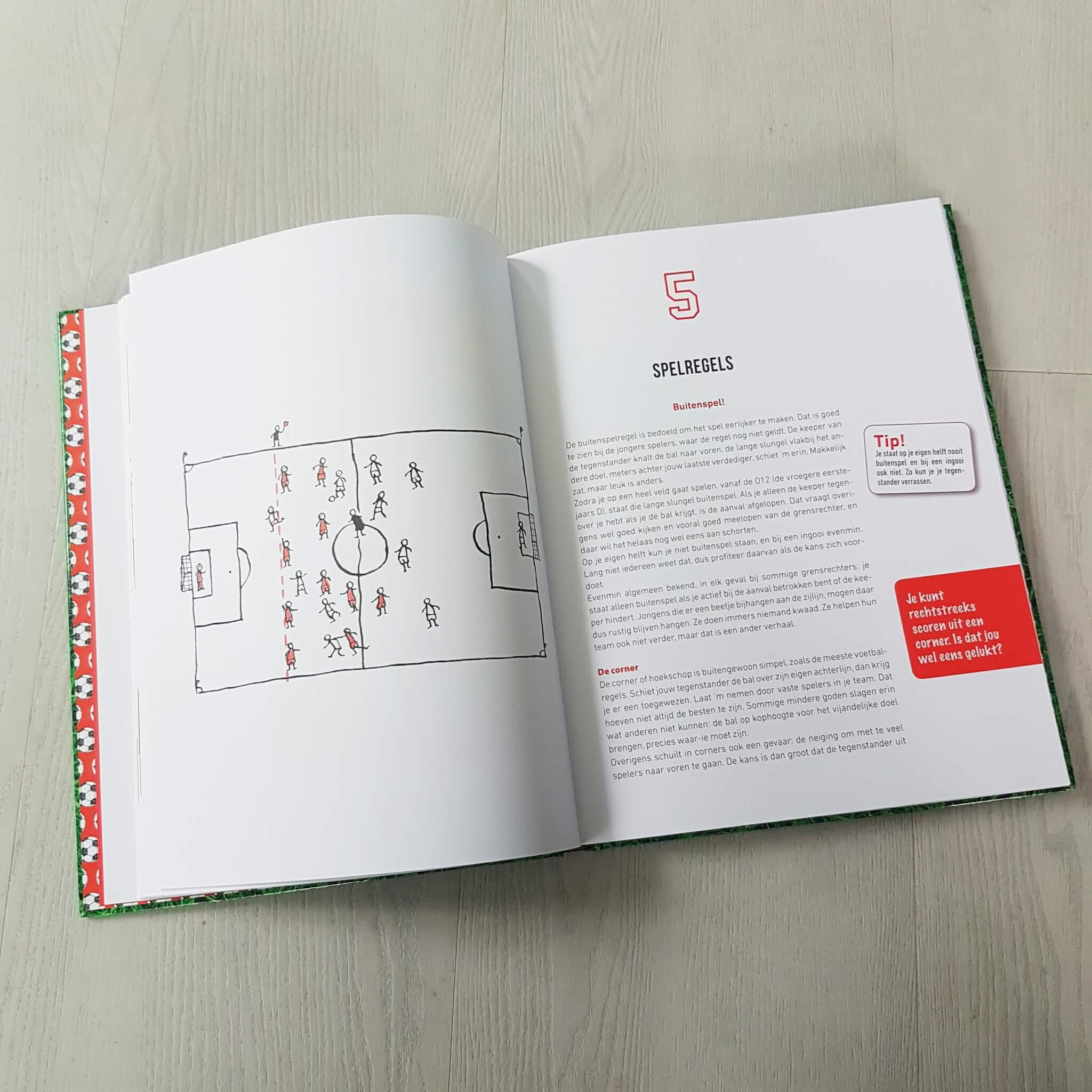 Boekentip: Het grote vaders & zonen voetbalboek