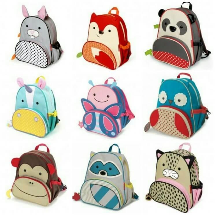 Verjaardagscadeau voor kids van 1 jaar: leuke cadeau tips voor een baby - Skiphop rugzakken