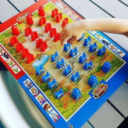 stratego bordspel