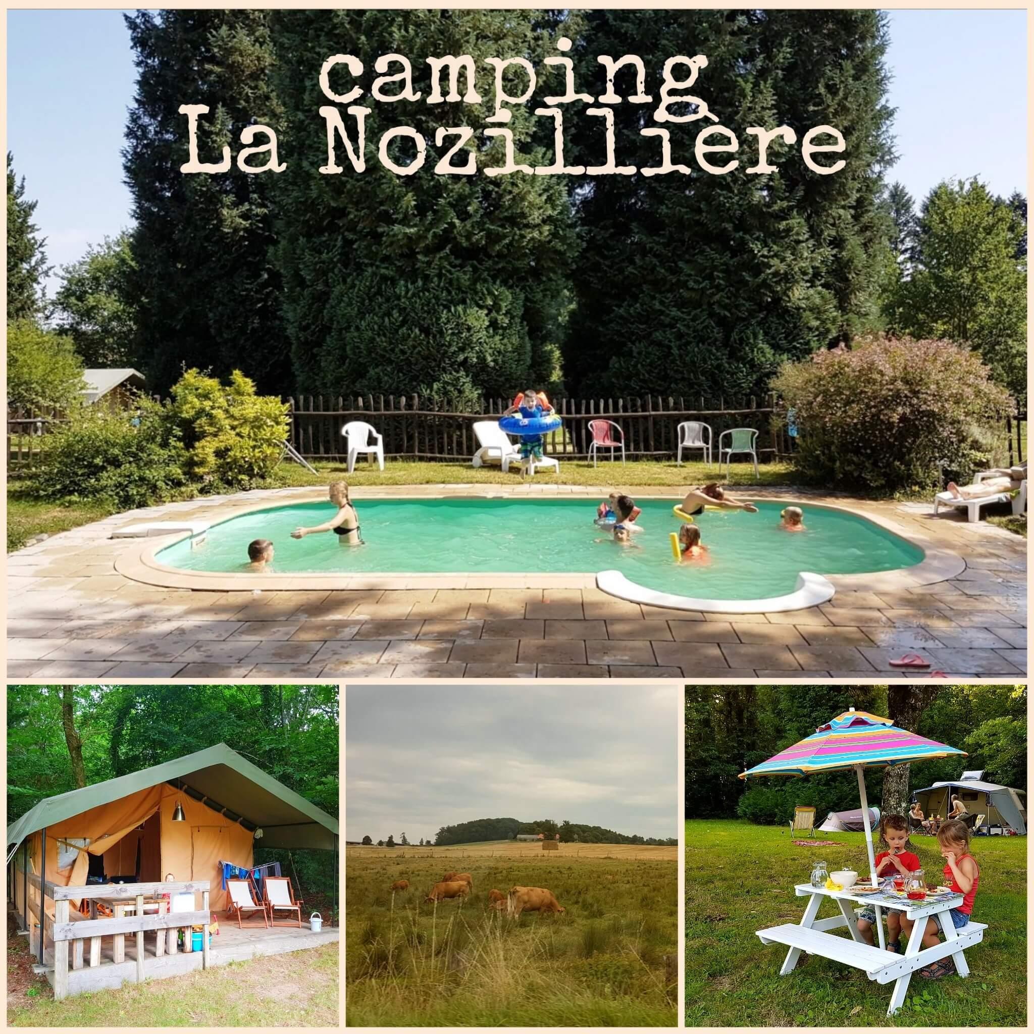 Campingtip: La Nozillière