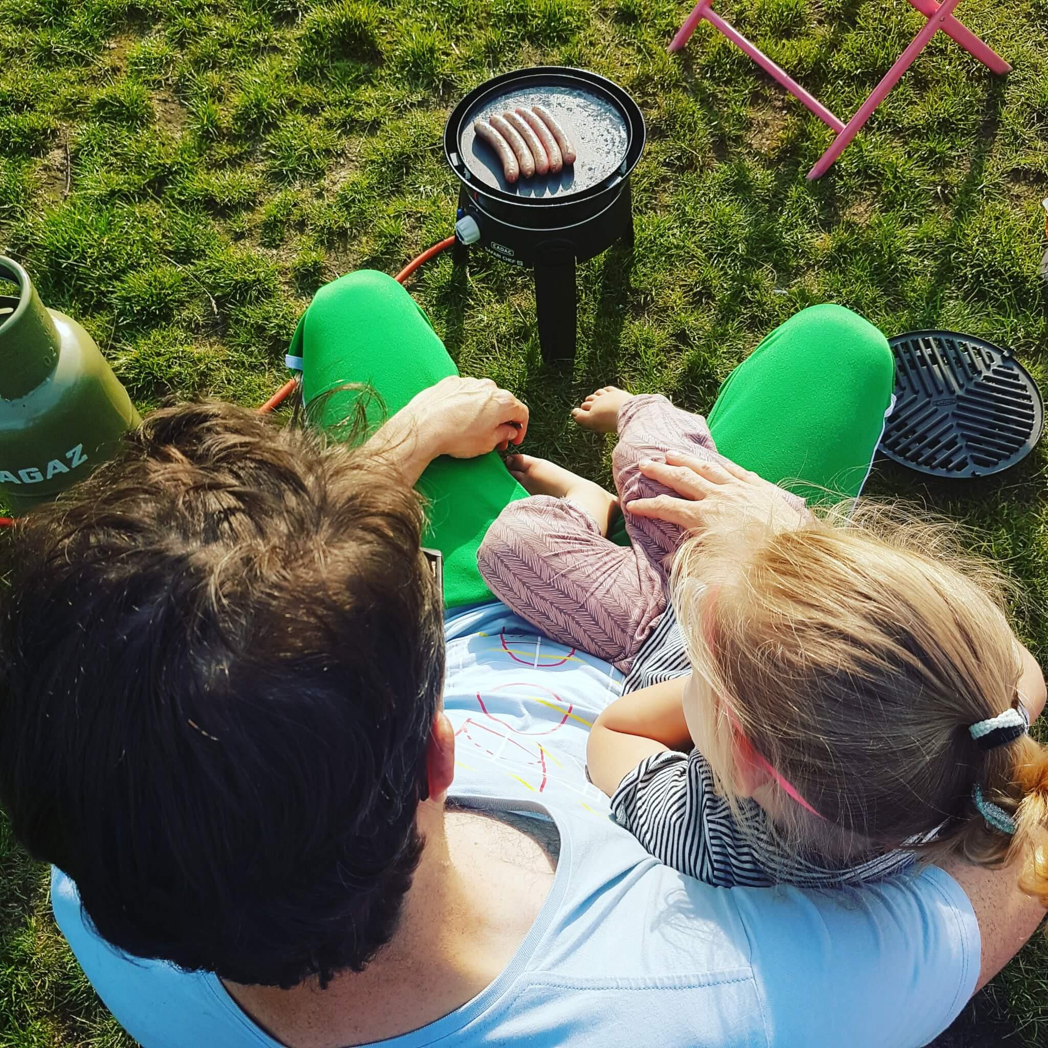 Review van een super sterke staafmixer én de lekkerste recepten voor een gezonde BBQ met kids
