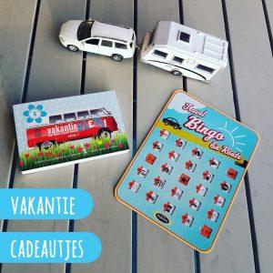 Leuke vakantie cadeautjes voor kinderen voor onderweg
