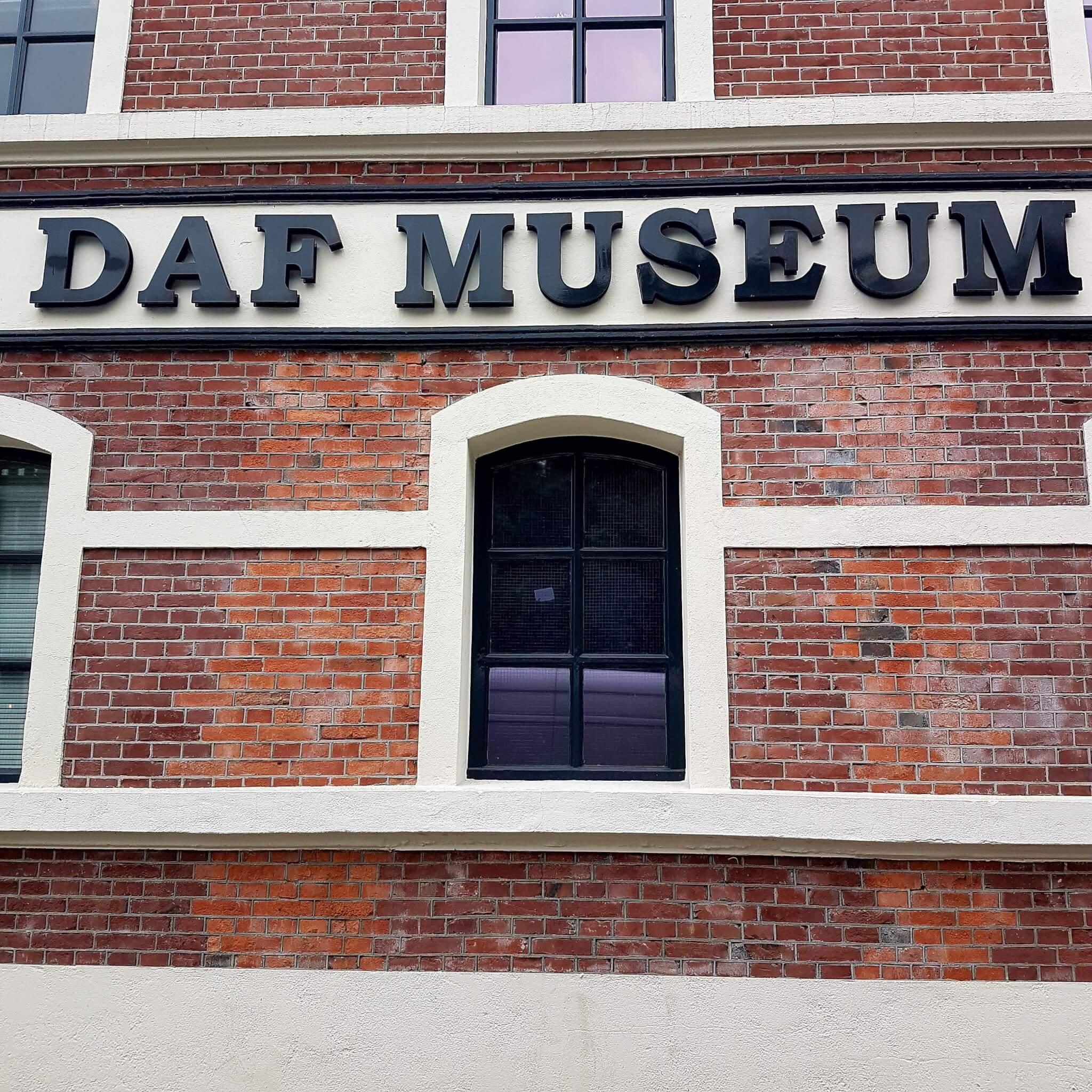 Uitje met kinderen: DAF Museum in Eindhoven