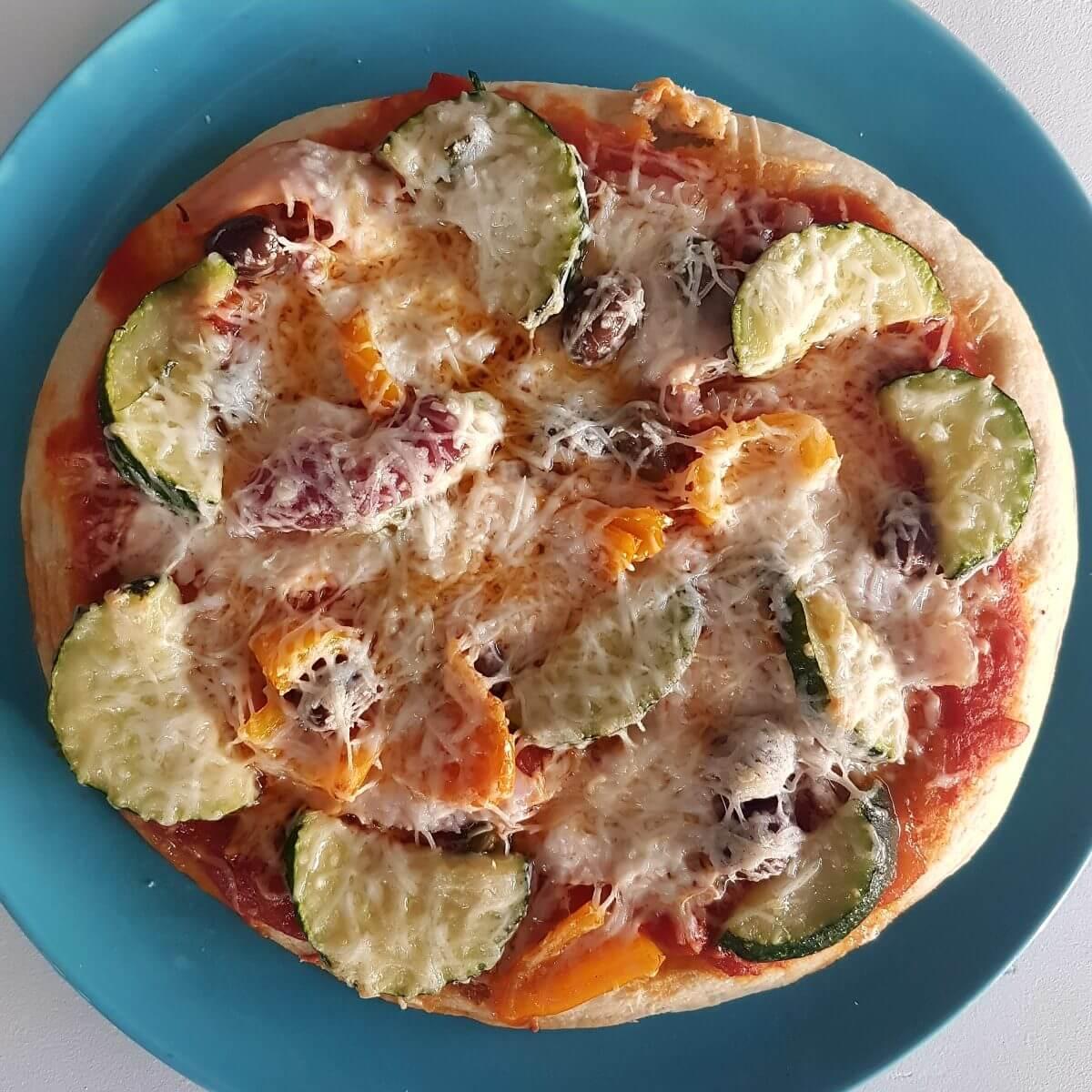 Recepten voor gezondere pizza - Magioni pizza