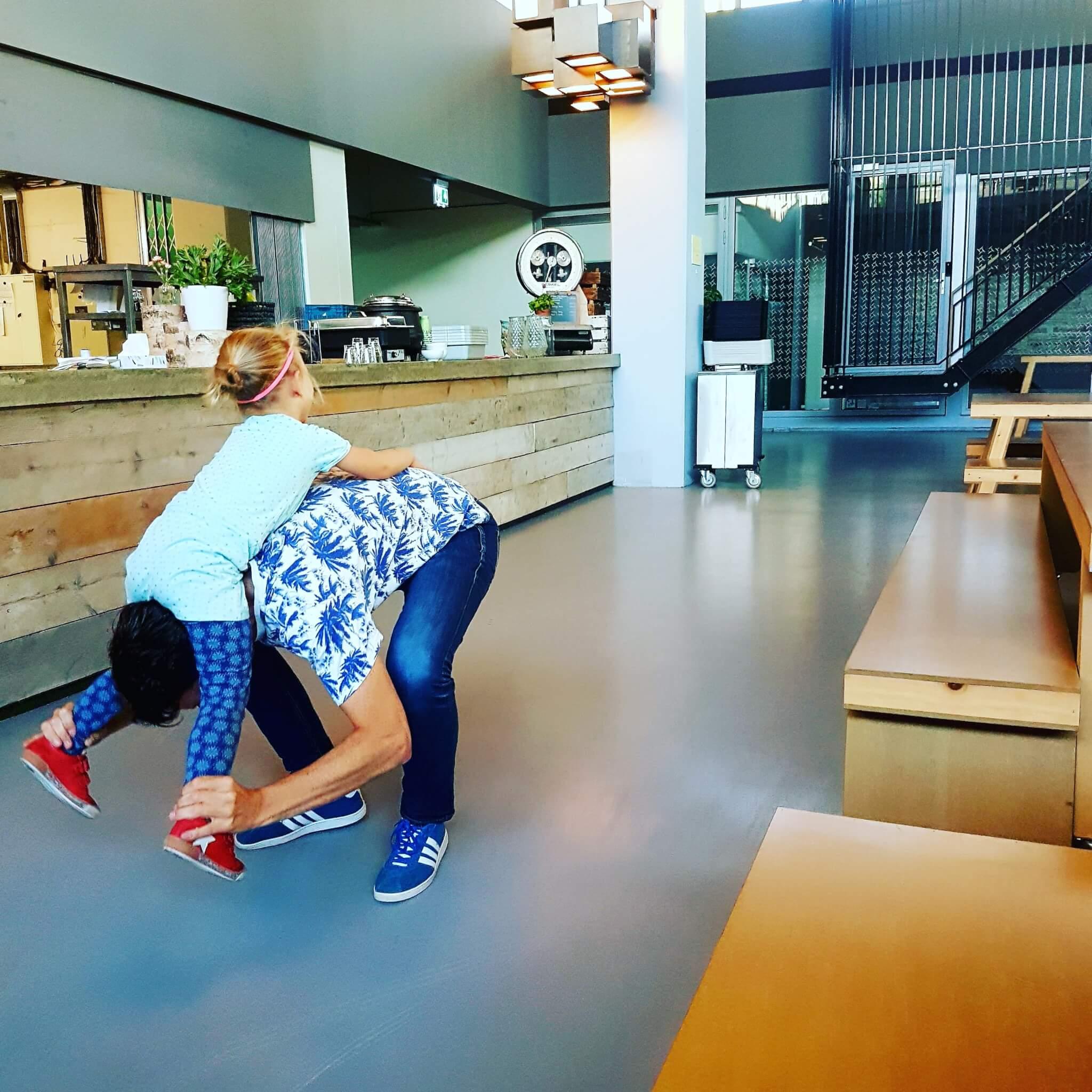 Ginger & Ale: van ontbijt tot diner chillen en net even anders eten, restaurant met speelhoek in de Watergraafsmeer in Amsterdam