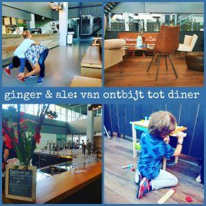 Ginger & Ale: van ontbijt tot diner net even anders eten met kinderen
