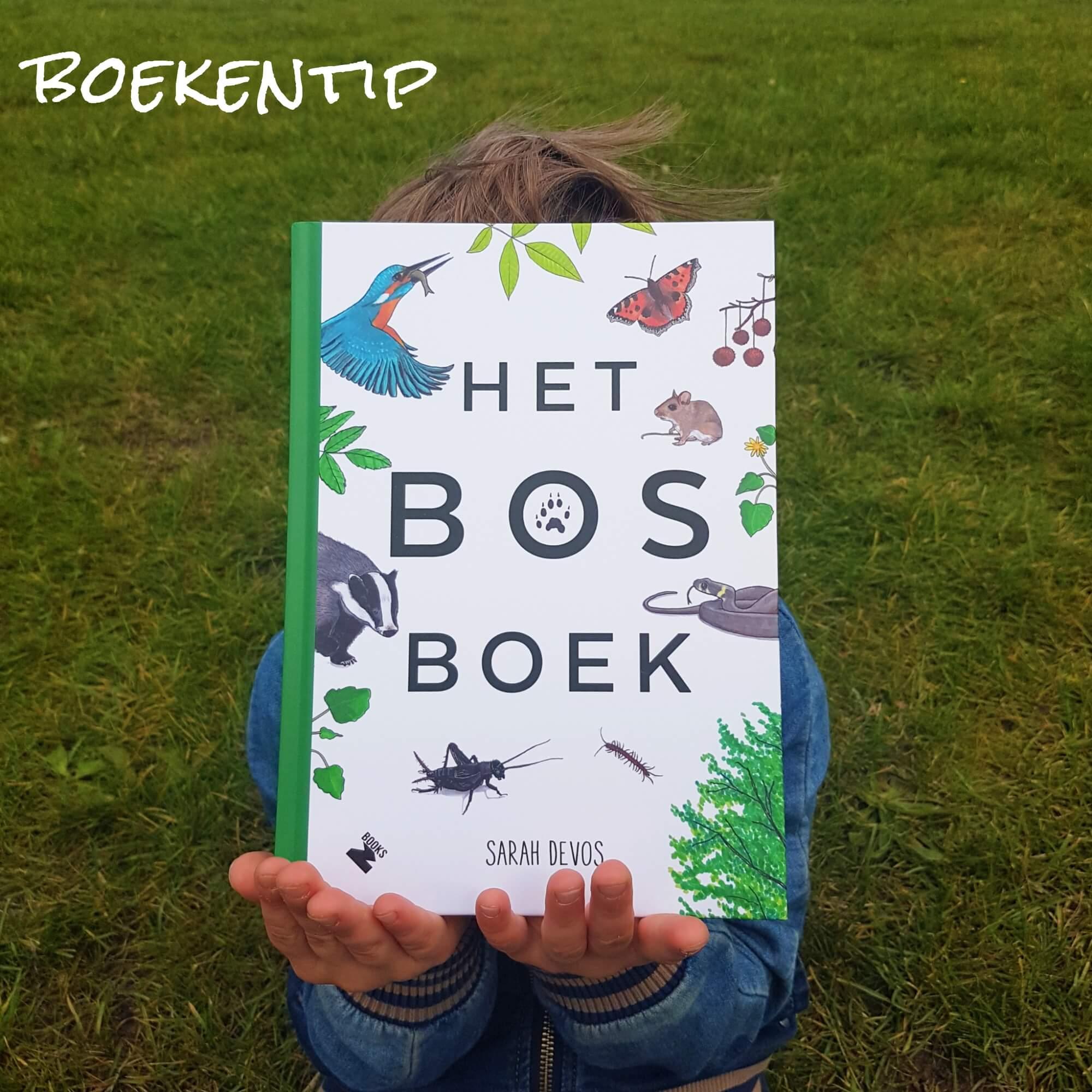 Boekentip: het Bosboek