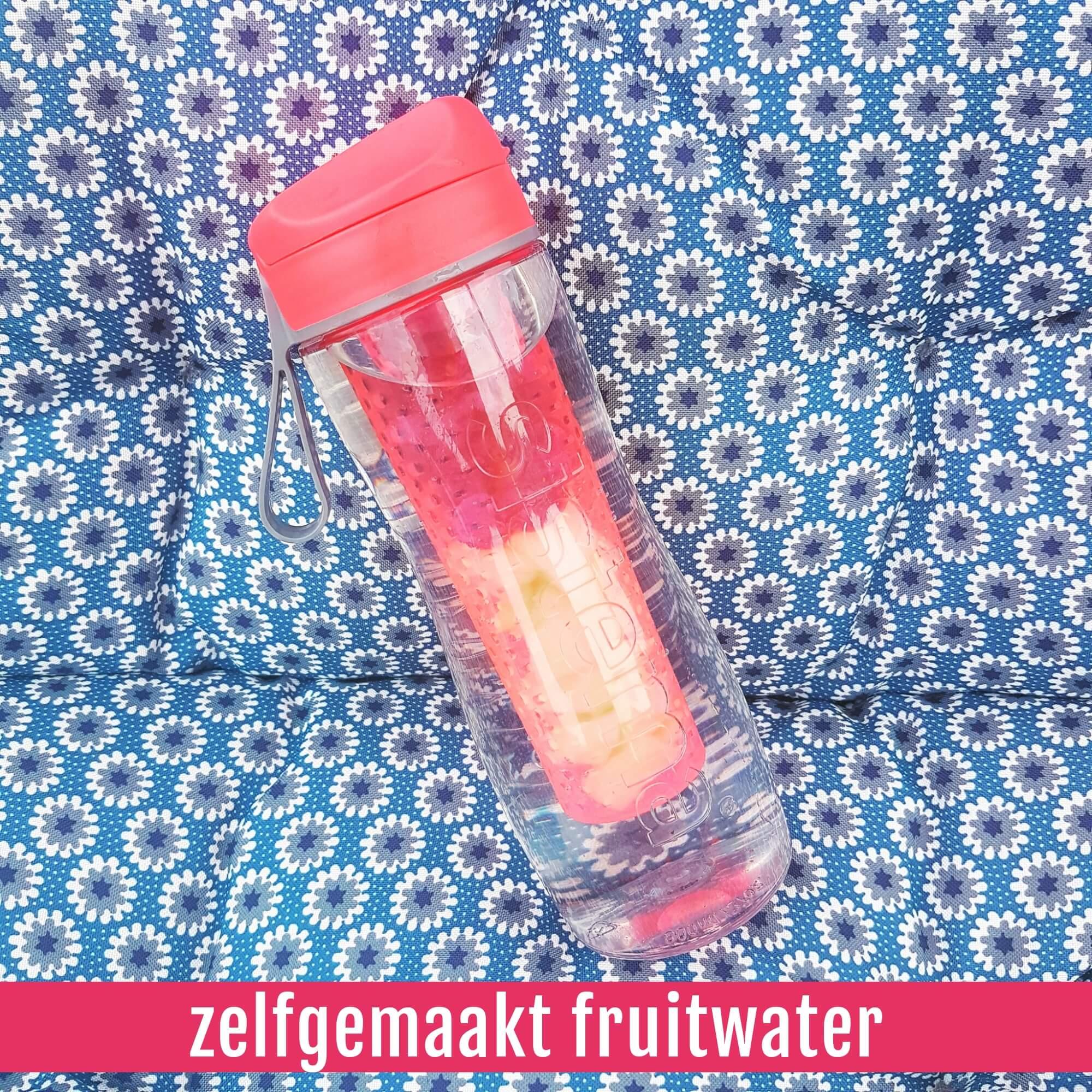 Zelfgemaakt fruitwater: de lekkerste combinaties