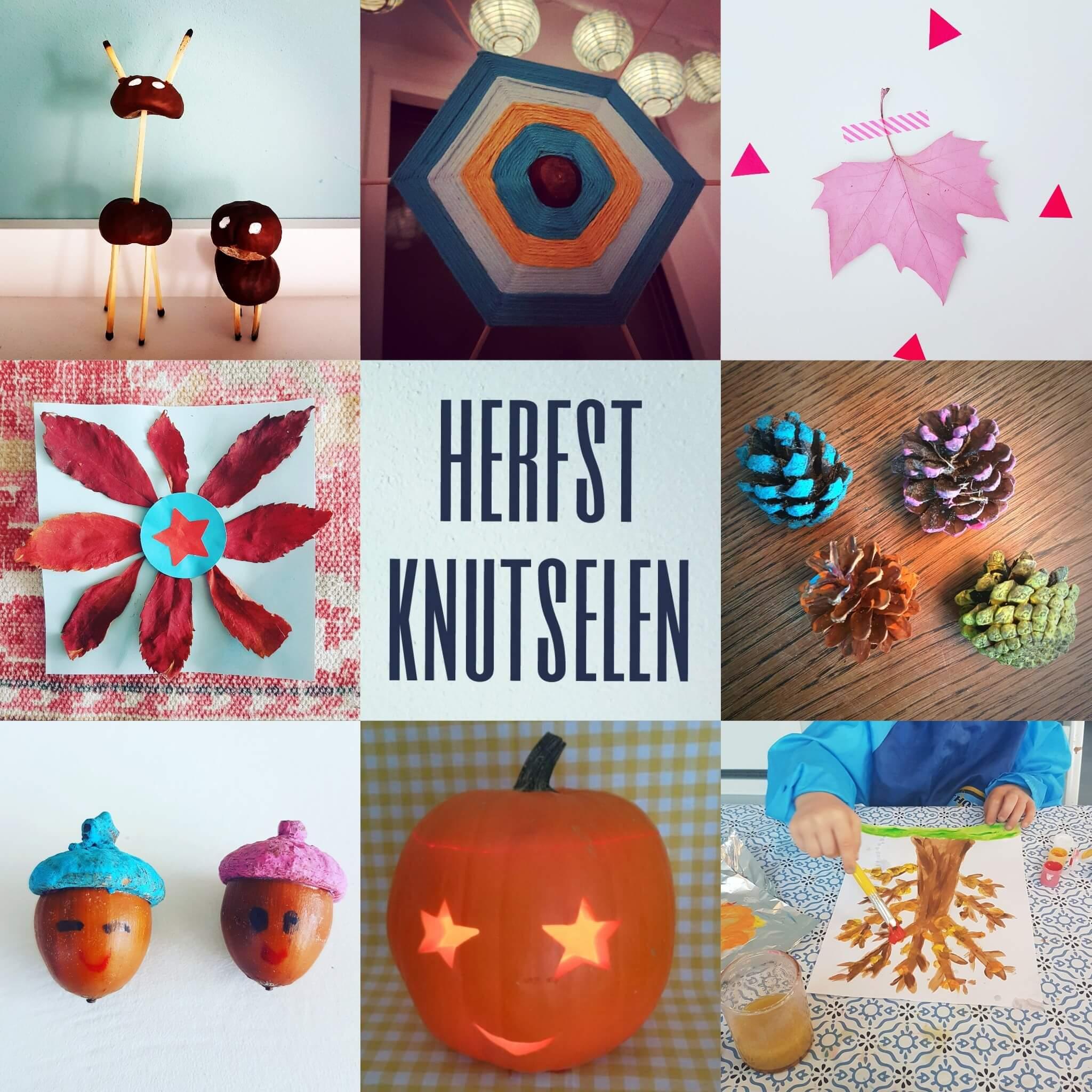Bedwelming Knutselen Herfst Pinterest QP26 | Belbin.Info @MC16