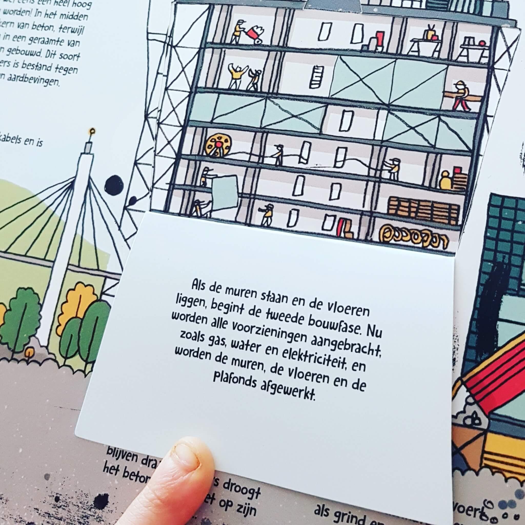 Boekentip: uitklapboek over hoe een stad werkt van Lonely Planet