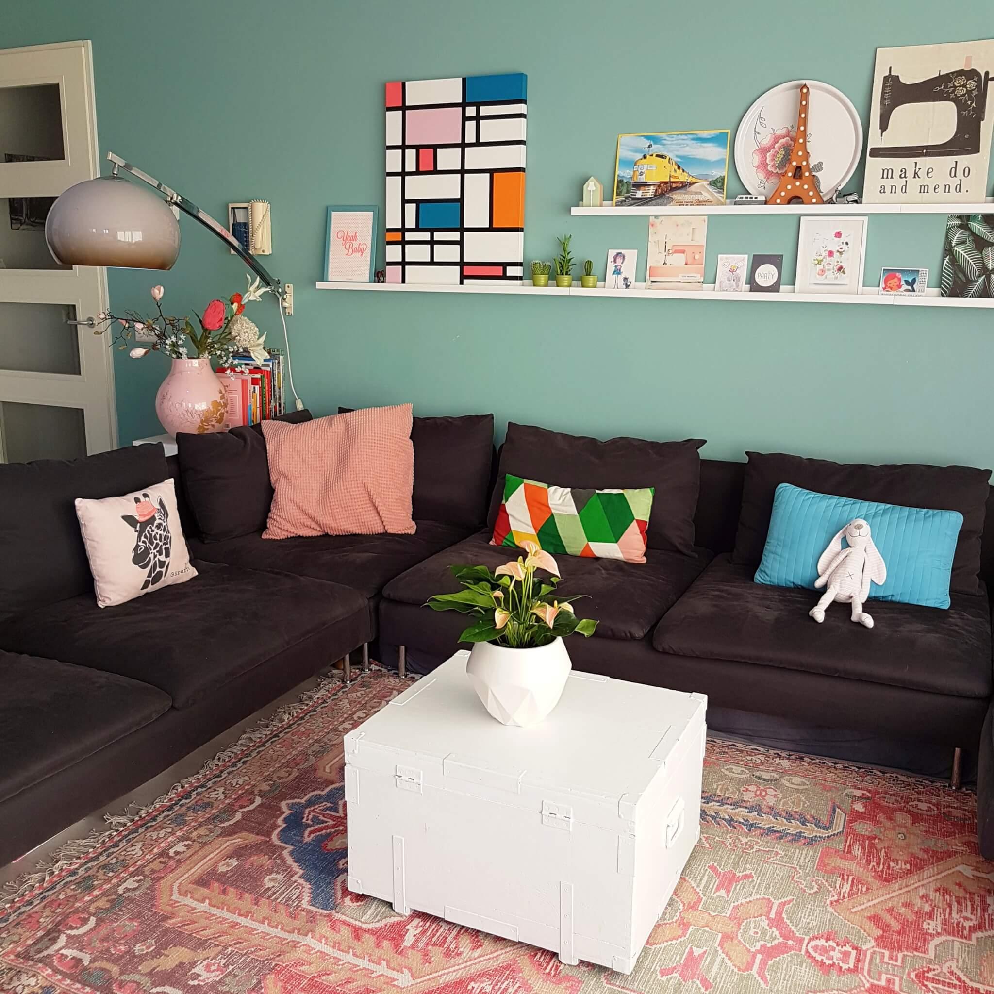 great eindelijk een kleed om lekker met het hele gezin op te hangen storebror with storebror kleed. Black Bedroom Furniture Sets. Home Design Ideas