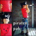 piratenpak voor in de verkleedkist