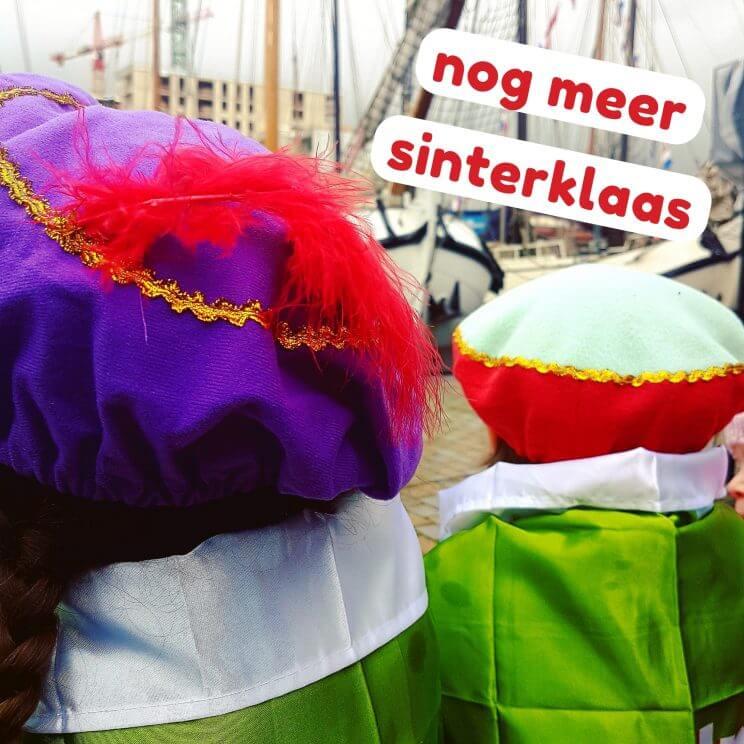 Populair Sinterklaas: 101 ideeën om te knutselen – Leuk met kids #QR75