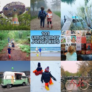 101 uitjes met jonge kinderen: peuters, kleuters en onderbouw kids