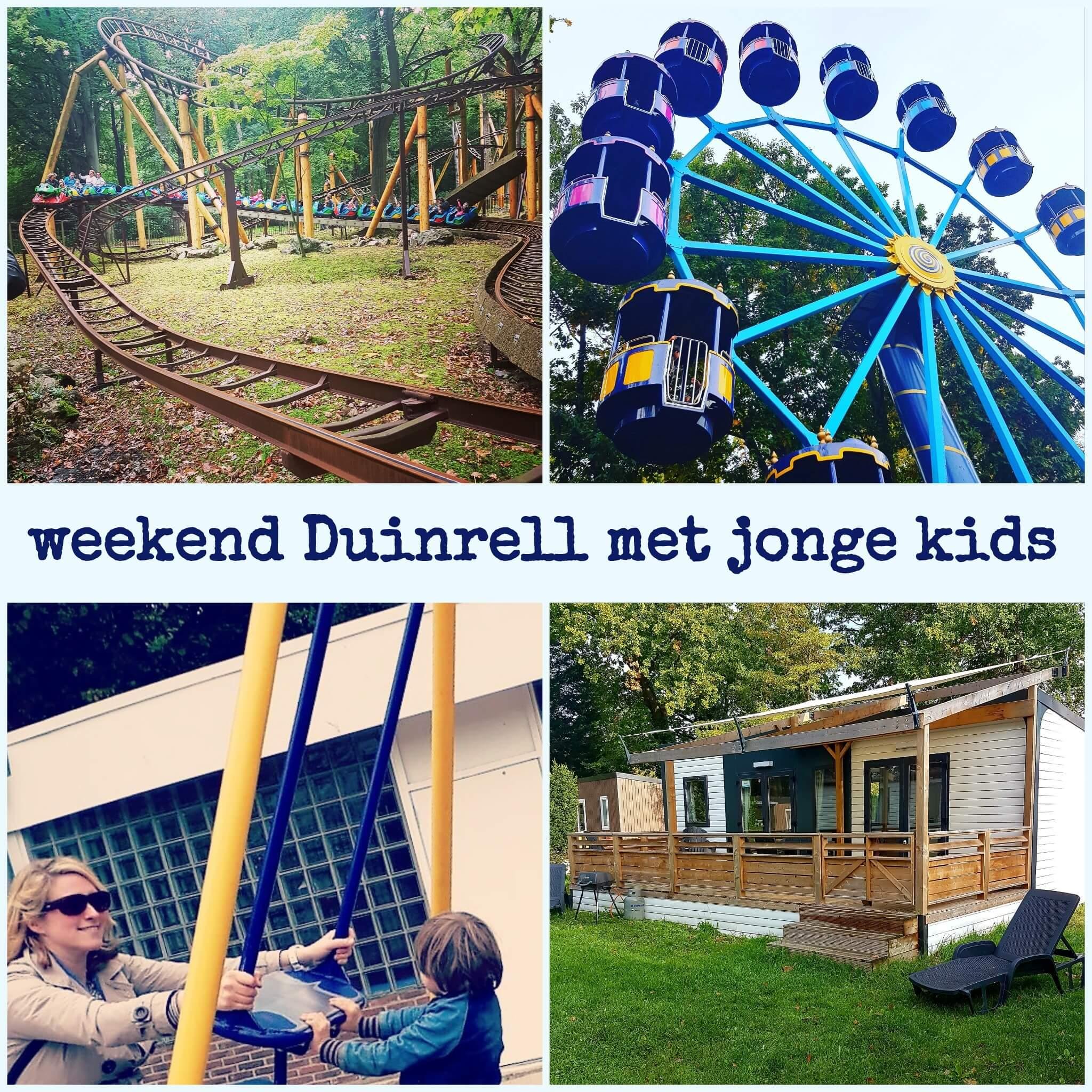 Weekendje Duinrell met kleine kinderen: de leukste dingen om te doen met peuters, kleuters en jonge schoolkinderen