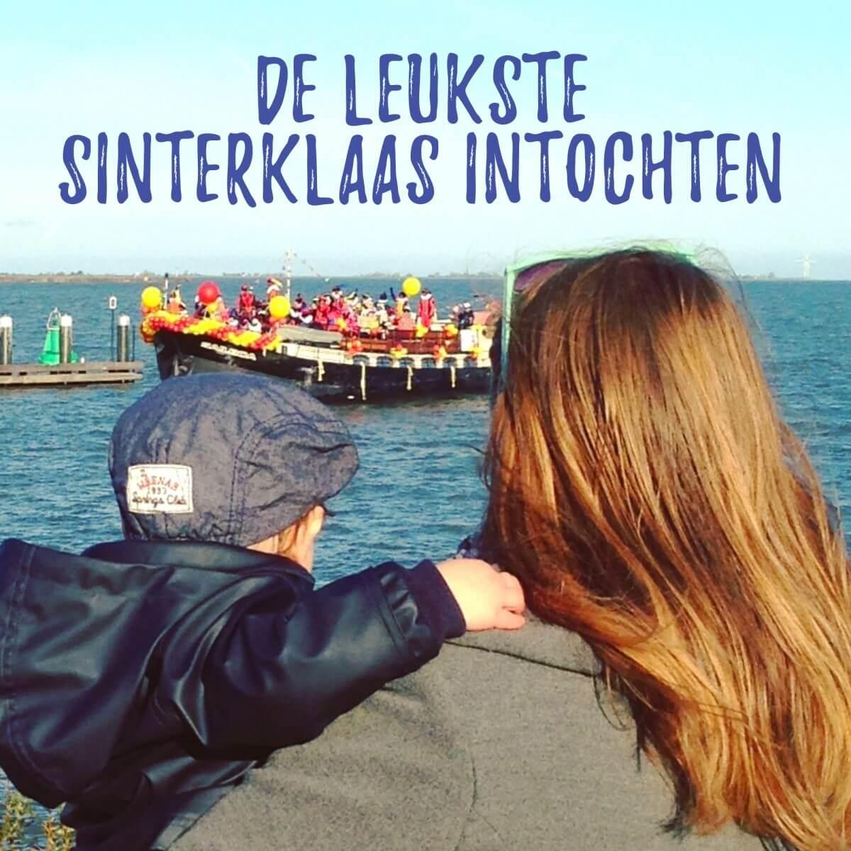 De leukste Sinterklaasintochten en Sinterklaas evenementen in in heel Nederland