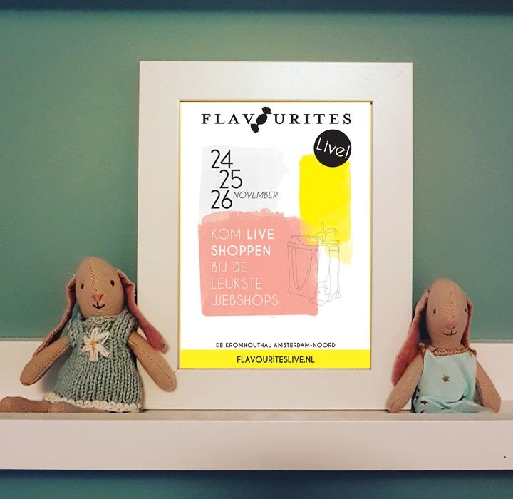 De leukste dingen voor ouders met jonge kids op webshopevent Flavourites Live
