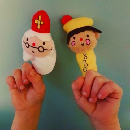 De favoriete schoencadeaus van Sinterklaas - hema vingerpop