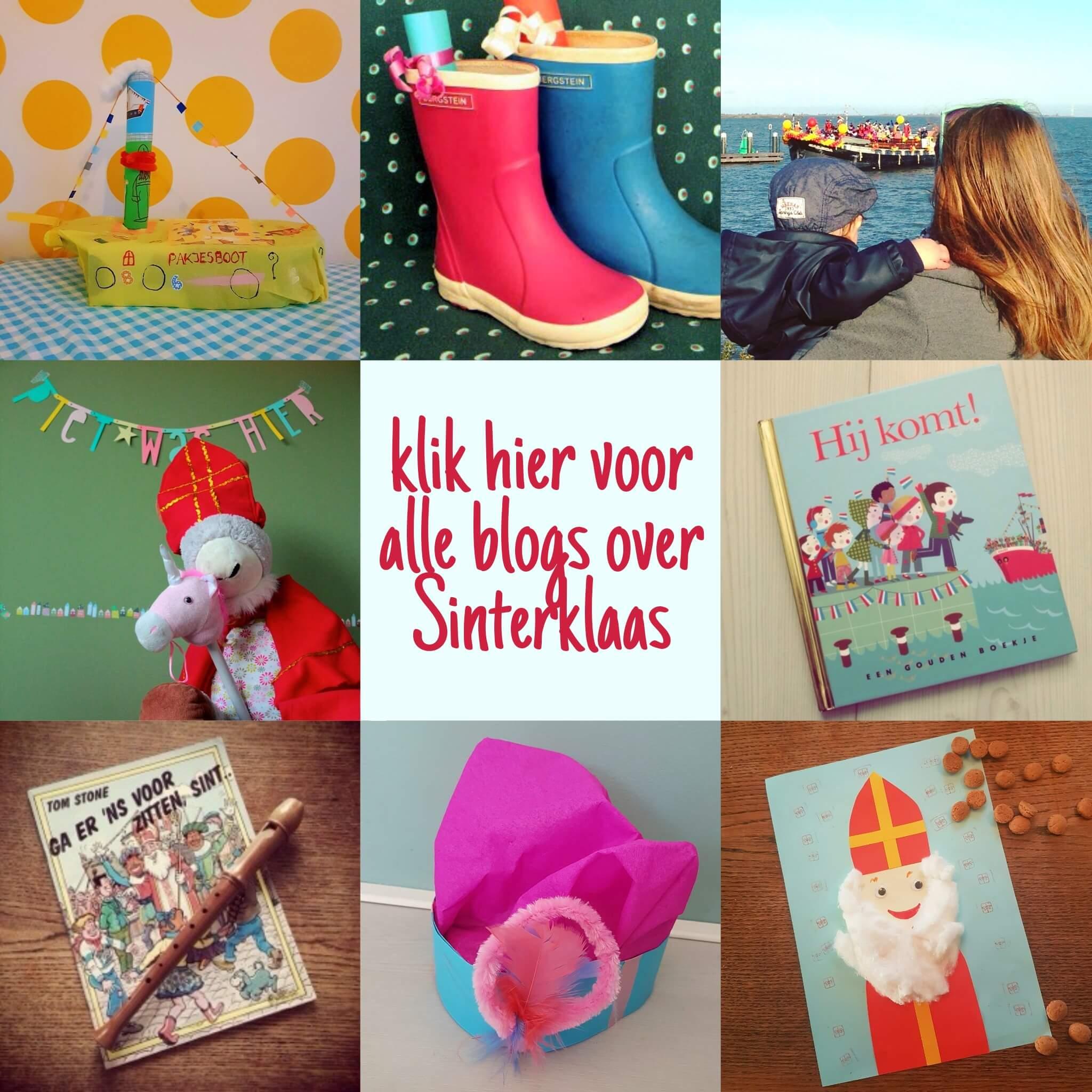 Sinterklaas op Leuk Met Kids