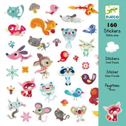 mooie stickers als cadeau voor kinderen