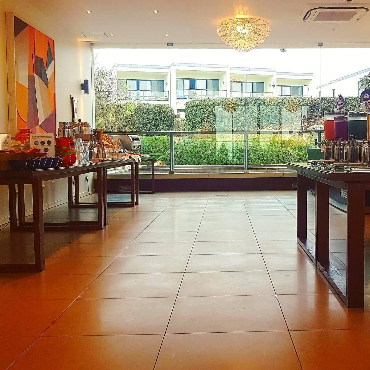 Algarve met kids: idyllisch familieresort Martinhal en met kids naar Sagres - restaurant O Terraco ontbijt