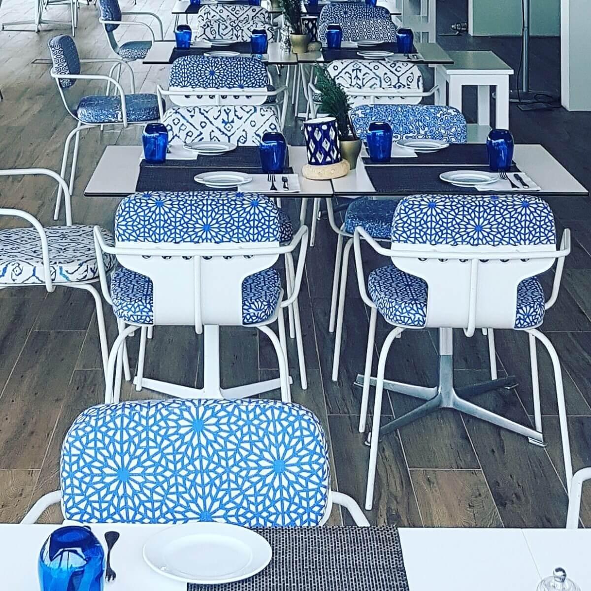 Algarve met kids: idyllisch familieresort Martinhal en met kids naar Sagres - Restaurant As Dunas